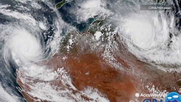 Two major storms are about to slam Australia
