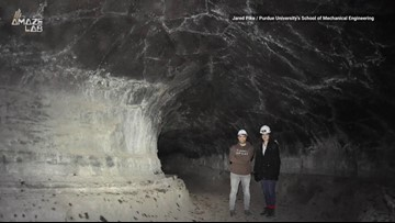 Humans Could One Day Live Inside Lava Tubes on the Moon