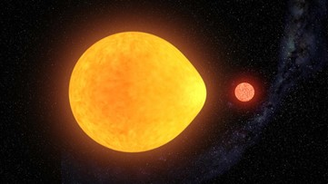 New Type of Star Discovered That Pulsates on Just One Side