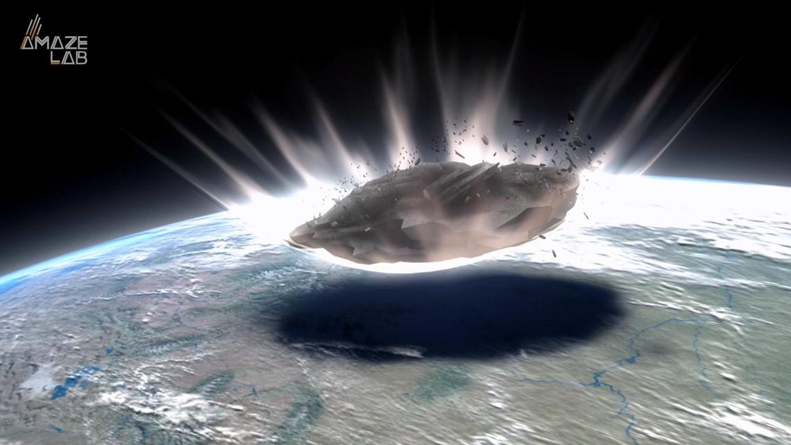 Meteorit 2029