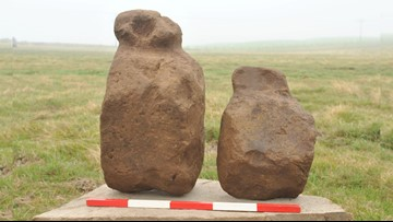 4,000-Year-Old 'Very Rare' Human-Like Stones Found in Scotland