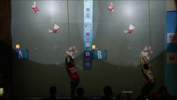 Indonesian 'Spider Woman' Sets Record for Climbing Nearly 50 Feet in Less Than 7 Seconds!