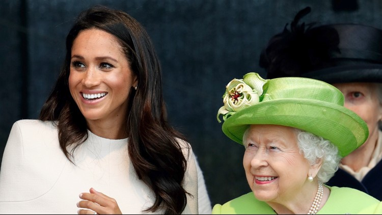 Meghan Markle Received Birthday Wishes from The Royals
