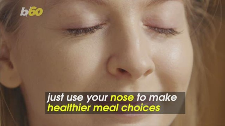 How Your Nose Can Help You Make Healthier Food Choices
