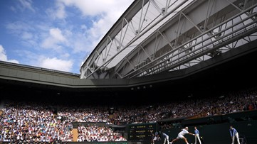 Wimbledon canceled for 1st time since WWII because of virus