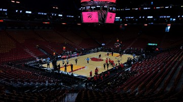 NBA teams start to reopen facilities, as plan for tests begins emerging