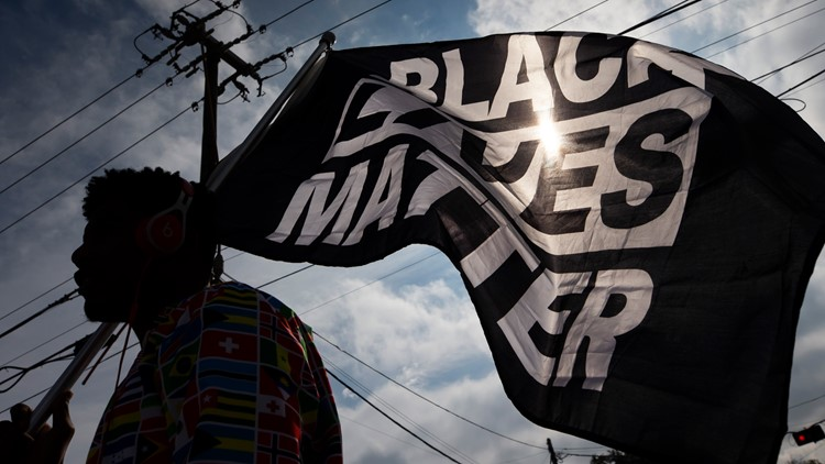 AP: Black Lives Matter opens up about its finances