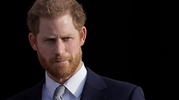 Prince Harry raps 'Fresh Prince,' says he didn't walk away from Royal family