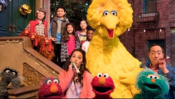The 'Sesame Street' stars are going on tour at a street near you