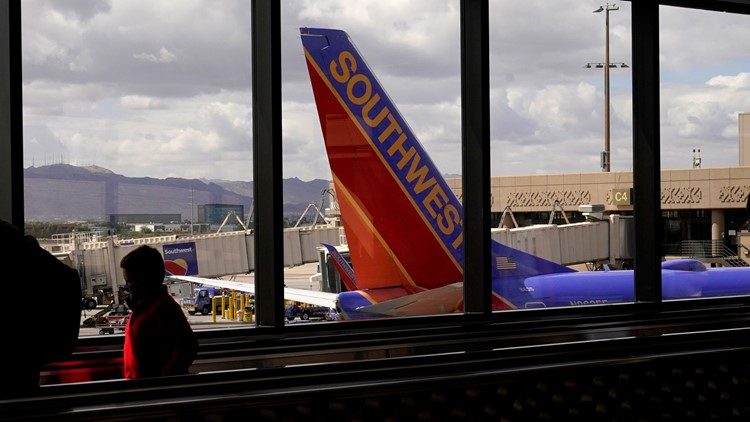 Southwest Airlines dealing with 3rd day of flights canceled, delayed