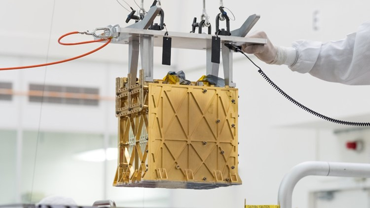 Perseverance rover extracts oxygen from Mars atmosphere for 1st time