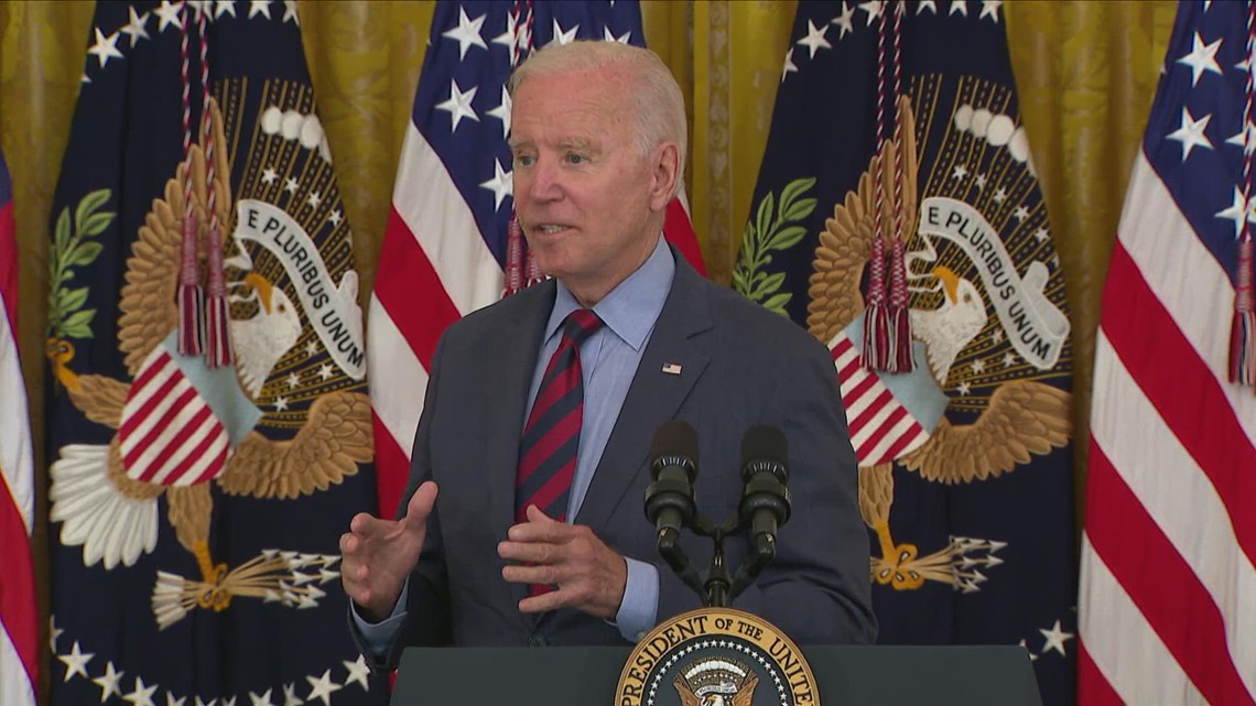 Biden discusses plans for new eviction moratorium due to COVID spread
