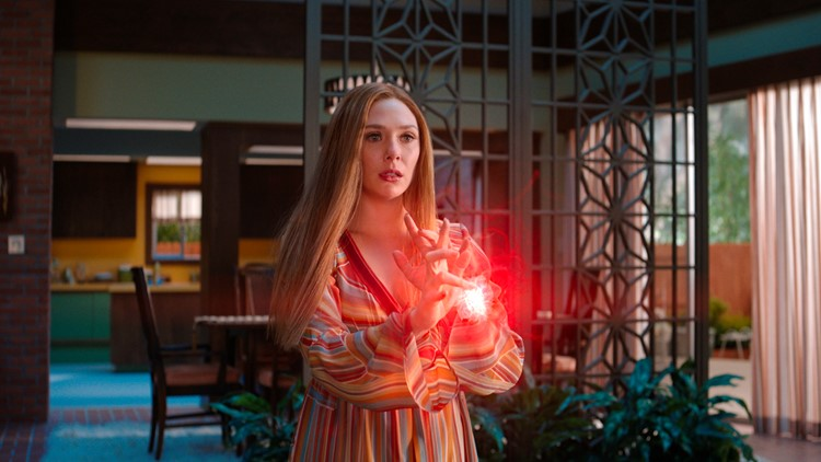 Marvel's Wanda has a future, but 'WandaVision' fate unclear