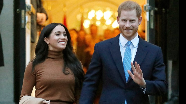 Prince Harry, Meghan Markle make donation to Genesis Women's Shelter in Dallas