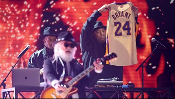 Some of the Kobe Bryant Grammy tributes you might've missed