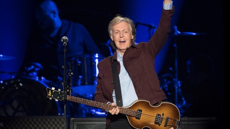 Dear Sir or Madam: Paul McCartney memoir coming November 2021