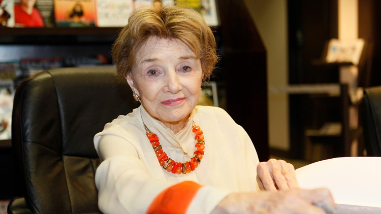 Peggy McCay, best known for her role as Caroline Brady in NBC soap opera 'Days of Our Lives,' has died at 90.