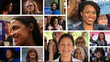 These women made history on election night