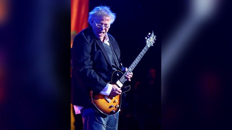 'Mississippi Queen' guitarist Leslie West dead at 75