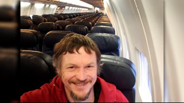 Lithuanian man has Boeing 737 all to himself on flight to Italy