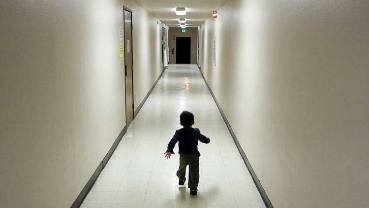 Immigration Detention Children