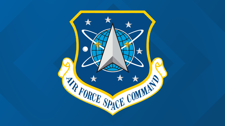 Air Force Space Command logo