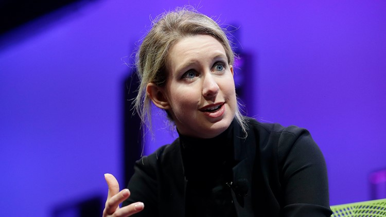 Jury hears Elizabeth Holmes' bold promises to investors about Theranos