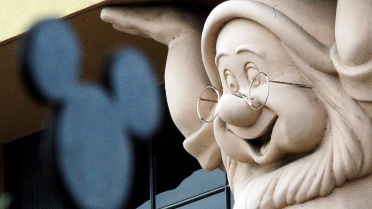 Disney Seven Dwarfs smiling Doc