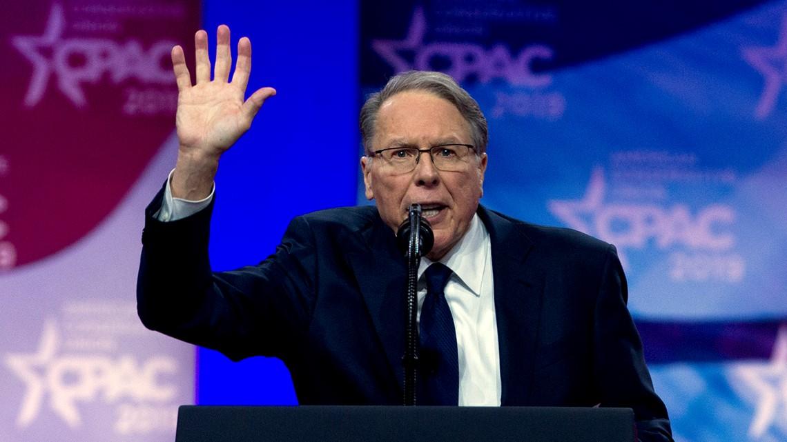 Scandal-ridden NRA CEO digs in against gun control   kiiitv com