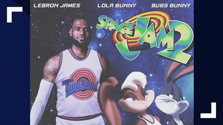 'Space Jam 2' with LeBron James coming to theaters summer of 2021