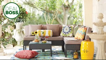 How to get an entire patio set for as little as $128 today