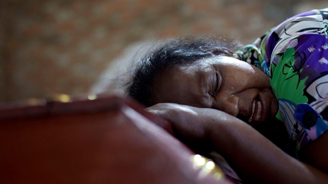 PHOTOS: Blasts leave devastation in Sri Lanka on Easter Sunday