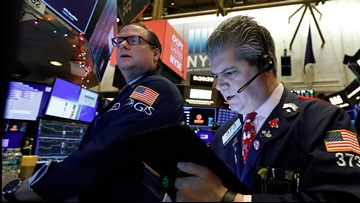 Wall Street futures down slightly Wednesday
