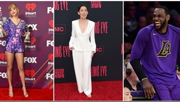 Sandra Oh, Lebron James and Taylor Swift among Time's 100 most influential people