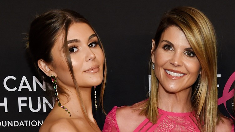 College Admissions-Bribery Lori Loughlin daughter Olivia Jade Giannulli