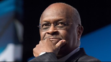 Herman Cain withdraws from consideration for Federal Reserve Board seat, Trump says