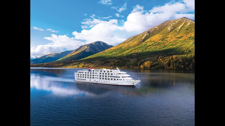 Thinking about a cruise to Alaska? Our latest Cruise Ship Tour offers a deck-by-deck look at one of the smallest vessels sailing to The Last Frontier state, American Cruise Lines' 175-passenger American Constellation.