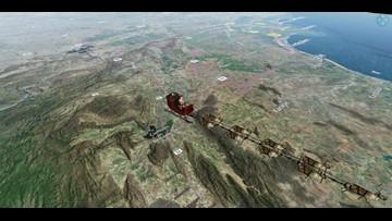 Will NORAD's Santa Tracker still monitor St  Nick's journey