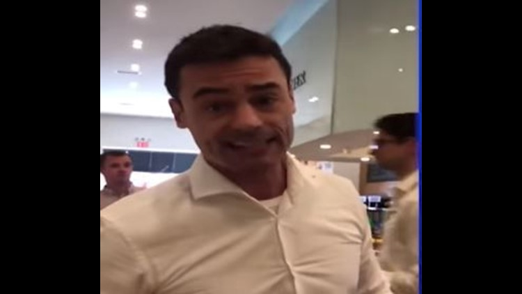 Aaron Schlossberg: Lawyer Runs Away From Reporters After Shocking Racist Rant