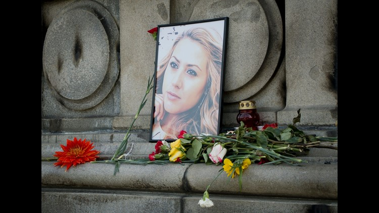 Severin Krassimirov, a Bulgarian citizen, was apprehended Tuesday evening outside the city of Hamburg on a European arrest warrant in connection with the death of Viktoria Marinova.