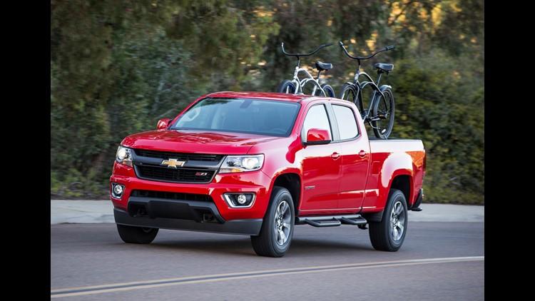 2018 Chevrolet Colorado Z71 028