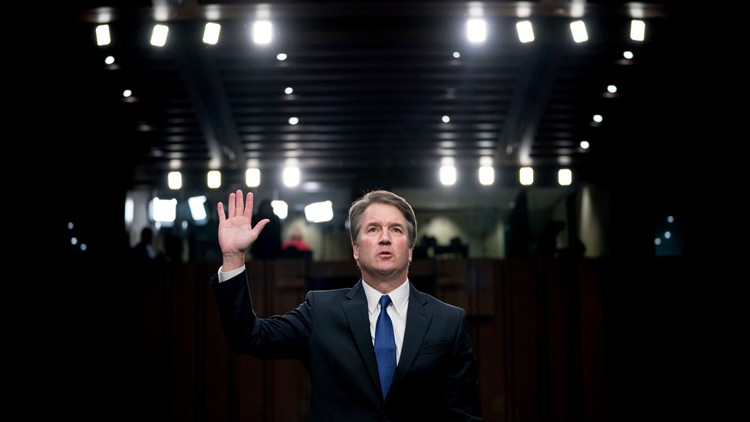 Brett Kavanaugh denies Christine Blasey Ford, Deborah Ramirez accusations, refuses to withdraw