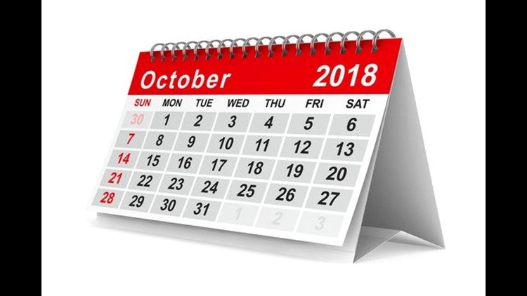 Find specials and ongoing deals for October, which is National Pizza Month. Plus, there will be spooky specials for Halloween.