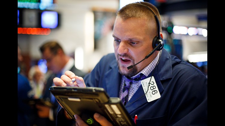 Dow Jones hits record high of 26,654.19