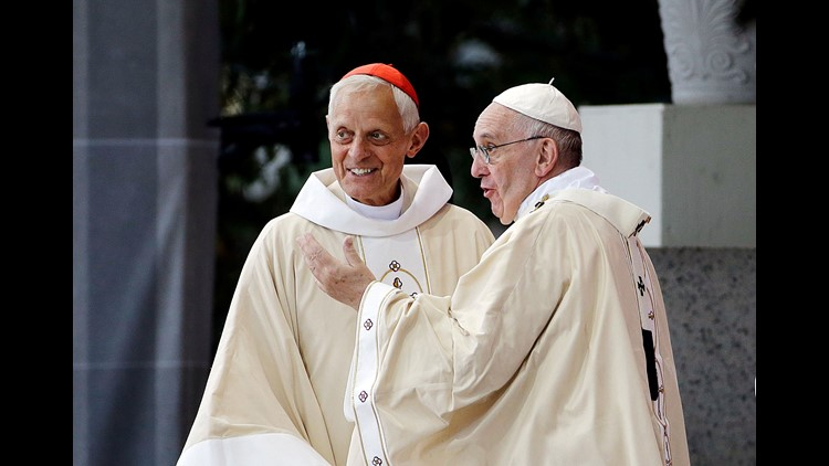 Pope Francis has accepted the resignation of Washington Cardinal Donald Wuerl after he became entangled in two major sexual abuse and cover-up scandals and lost the support of many in his flock.