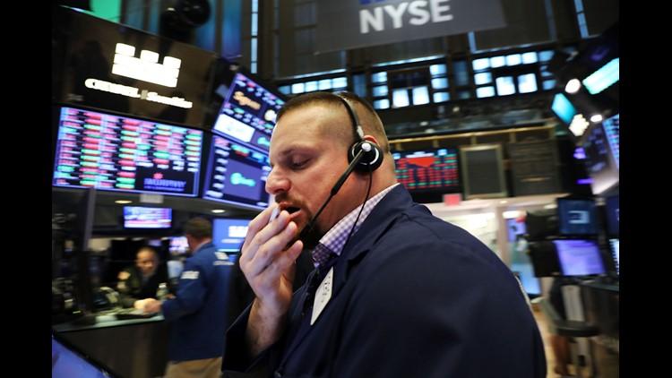 US stocks close lower amid economic data