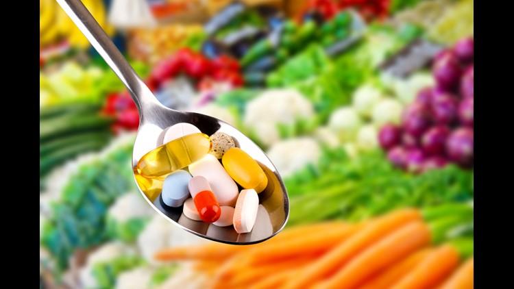 Advanced Vision Formula Pills