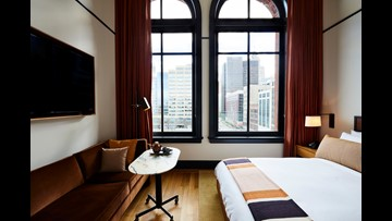 Detroit's new Shinola Hotel now open for reservations