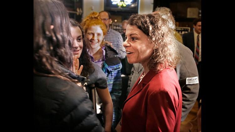 Dallet wins Wisconsin Supreme Court race