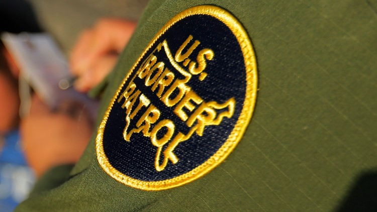 Border Patrol agents intercept a human smuggling attempt west of Freer
